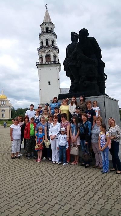 Cотрудники СИЗО-3 посетили Невьянскую башню