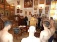 В ИК-46 приняли обряд святого крещения ВИДЕО