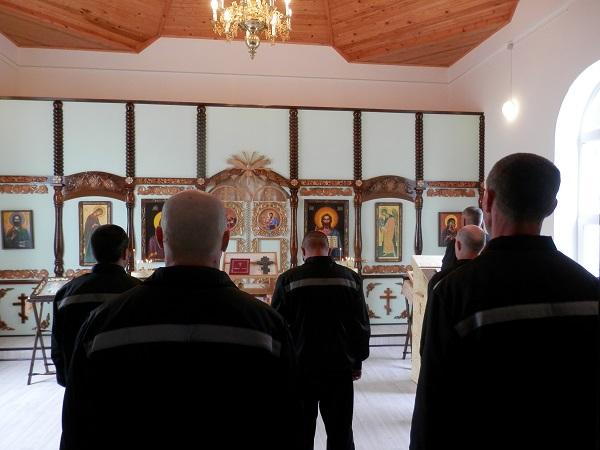 Праздник Святой Троицы в ИК-26 ВИДЕО