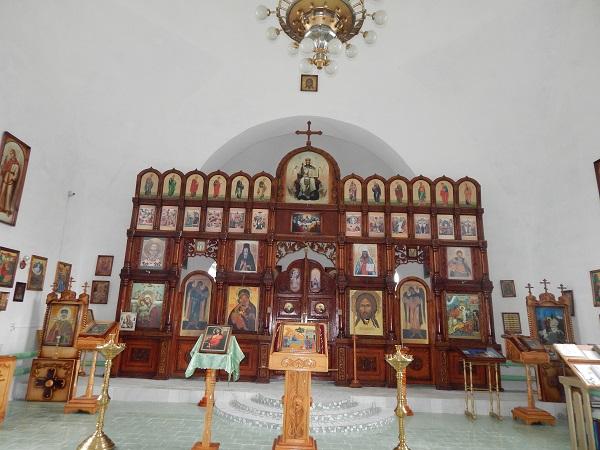 В ИК-12 завершён ремонт внутренней отделки Храма ВИДЕО