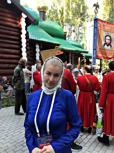 Сотрудники ГУФСИН и ветераны УИС совершили Крестный ход из Екатеринбурга к монастырю святых Царственных страстотерпцев в урочище Ганина Яма ВИДЕО