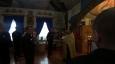 В храме ИК-53 прошел молебен в честь православного праздника