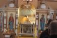 Храм при каменской ИК-47 посетил протоиерей